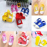 Girls Boys Toddler Kids Croc Style Sandals Slippers Beach Caterpillar Shoes Sale