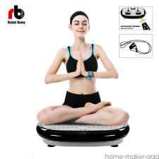 Slim Vibration Plate Crazy Fitness Machine Home Gym Exercise Massage Body Shaper