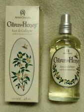Annie Oakley Citrus & Honey 4 oz Eau de Cologne Body Moisturizers Spray perfume