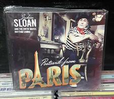 "JACKSON SLOAN  ""Postcard From Paris""  - CD"