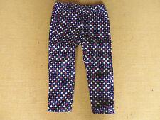 CHILDREN'S CUTE BLUE MULTI COLOURED GEOMETRIC COTTON PANTS BY TARGET - SIZE 3