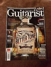 GUITARIST MAGAZINE - OCTOBER  2011 - ISSUE 347
