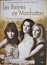 Coffet 5 DVD LIPSTICK JUNGLE Les reines de Manhattan L'intégrale saison 1 & 2 VF