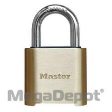 Master Lock 975dcom Combination Padlock Only No Key Is Included