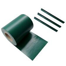 PVC Sichtschutz Befestigungsclips Befestigungsset 25 Stück Creme Draht Halter