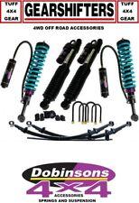 "Toyota Hilux KUN26 N70 4WD Dobinsons MRR Adjustable Complete Lift Kit 2""-3"" Lift"