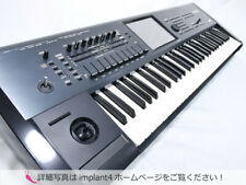 Used KORG Workstation Keyboard KRONOS X 61 Equipped With Alarge Capacity SSD O