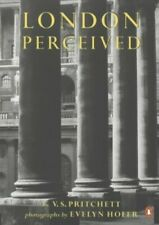 London Perceived by Pritchett, V. S. Paperback Book The Cheap Fast Free Post