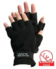 NEW GLACIER GLOVE ALASKA RIVER FINGERLESS FISHING GLOVE SIZE SMALL +FREE US SHIP