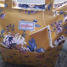 🌻CATH KIDSTON SHOPPER BAG  york Flowers Print BNWT  🌻 yellow gold   rrp £26