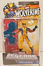 Hasbro Marvel Legends Wolverine, Puck Series