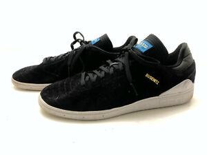 Adidas Busenitz Herren Halbschuh Sneaker Sportschuh Schwarz Gr. 46 (UK 11)