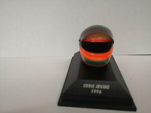 P920-MINICHAMPS BELL HELMET. EDDIE IRVINE 1996. 382960002