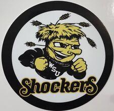 """Wichita State Shockers 7"""" Metal Sign"""