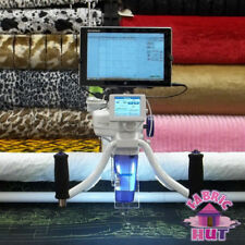 Juki TL-2200QVP Quilt Virtuoso Long Arm Quilter, Frame, Quilt Motion, & Tablet