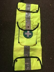 Hi Vis Remploy Frontline Tactical Medical Stowage Pouch CBRN NBC ABC Bug Out