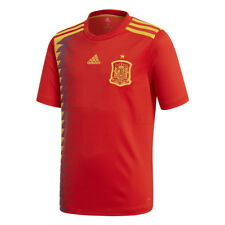 adidas Spanish National Football Team 2017-2018 Junior Home Jersey Red 8  Years 09d4def73