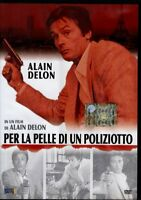 Per la pelle di un poliziotto (Alain Delon, Anne Parillaud) DVD Nuovo sigillato