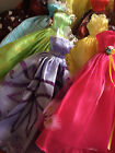 ^◎^6P = (2clothes+2 shoes + 2 hangers) for Barbie Doll NEw65