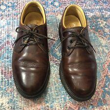 Havana Joe Men's Brown Leather Lace-Up Oxford Shoes #202-C Size 45 EUR