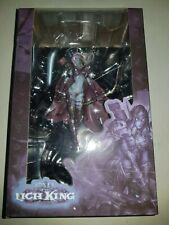FALI OF THE LICH KING FIGURA PVC ESTADO COMO NUEVO DESCATALOGADA
