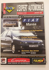 RTA  FIAT MAREA revue technique expert automobile état neuf