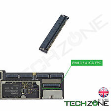 Display Lcd Connettore Scheda Madre FPC ZIF spina presa per Apple iPad 3 e iPad 4