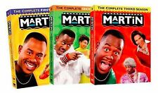 Martin Lawrence TV Show Series Complete Season 1-3 DVD Collection All Comedy Lot