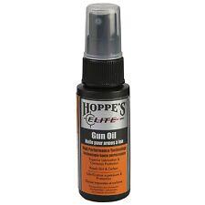 Hoppes Elite Spay On Gun Oil - 2 oz Bottle Perfect for Rifle / Pistol / Shotgun