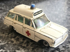 Dinky Toys 278 Vauxhall Victor Ambulance.
