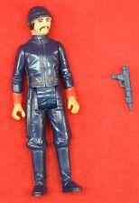 Vintage Kenner Star Wars White Bespin Security Guard Complete Figure w/ Gun