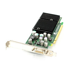 Dell Quadro NVS285 256MB PCI-Express Video Card X8702 DMS-59 DUAL VGA Cable