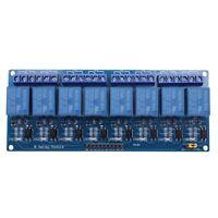 Carte de Module de Relais 5V 8 Canaux pour ARM Arduino AVR PIC MCU DSP J5J8