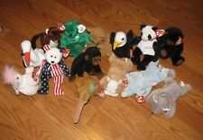 TY BEANIE BABIES Plush - LOT OF 14