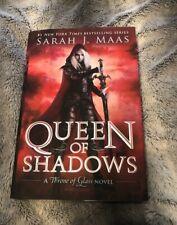 Queen of Shadows by Sarah J. Maas Hardback book
