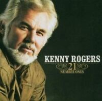 Kenny Rogers - 21 Number Ones - Int'l (NEW CD)