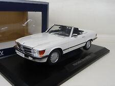 1:18 NOREV Mercedes 300 SL W107 weiss white NEU NEW