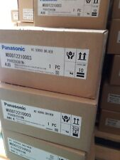 Panasonic MINAS AC SERVO DRIVER MBDDT2210003