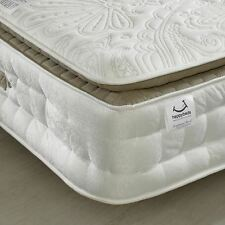 Pillow-top 3000 Pocket Sprung Happy Beds Windsor Medium Tension Mattress 5ft