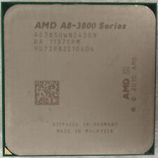 AMD A8-3850 Quad-Core CPU Processor AD3850WNZ43GX 2.9GHz/4M Socket FM1 100W