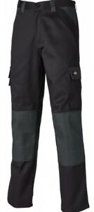 Dickies ED247 Everyday Workwear Cargo Combat Work Trousers With Knee Pad Pockets