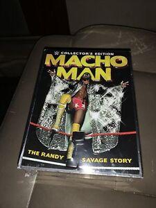 WWE: Macho Man - The Randy Savage Story (DVD, 2014, 6-Disc Set) - NEW