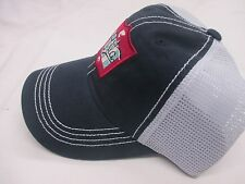 New Costa Del Mar Trucker Hat With Patch    Navy with White Mesh