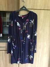 JOULES Lizzie Tunic Top / Dress Size 14