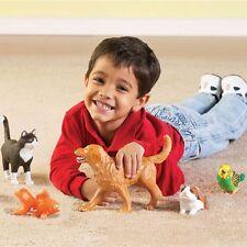 6 grandes animales gigantes para mascotas-perro-Conejo-gato - Budgie-Fish-conejillo de indias