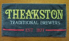 "Theakston Traditional Brewers 16"" x 8"" terrycloth towel"