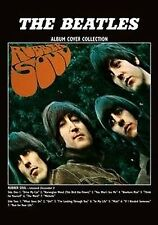 The Beatles Rubber Soul Album Cover Postcard Fan Gift Idea Official Merchandise
