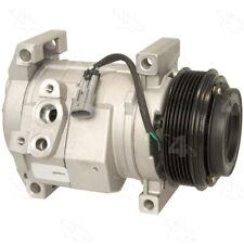A/C Compressor fits 2002-2013 GMC Sierra 2500 HD Sierra 1500 Sierra 3500 HD  FOU