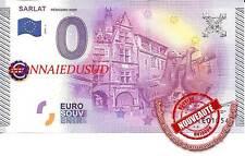 Billet Touristique 0 Euro 2015 - Sarlat 3 Oies