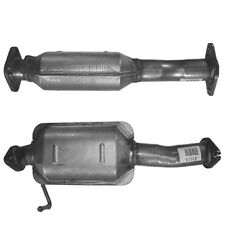 FE46W 2498 KLARIUS MIDDLE SILENCER FOR FORD TRANSIT 2 1986-1992